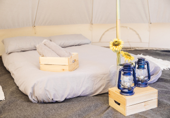 Classic Bell Tent: 2 Person Classic Bell Tent